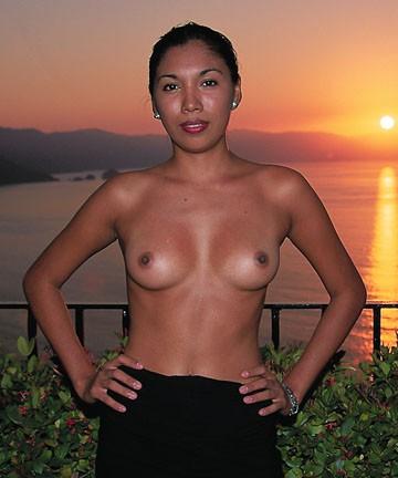 Porn Casting of Soraya Curiel