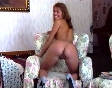 Private Castings: Smiling and Sexy, Anna Marie Discovers Anal in the Private Casting