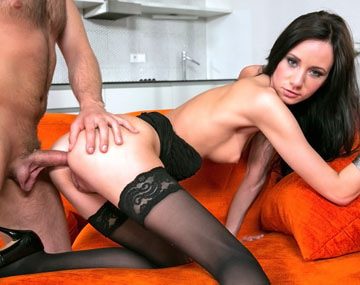 Private Castings: Eveline Has a Great Casting Audition Including Hard Dick Fucking