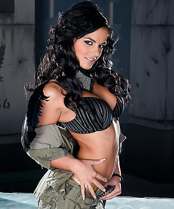 Porn Casting of Black Angelika