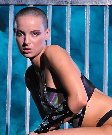 Porn Casting of Katia Love
